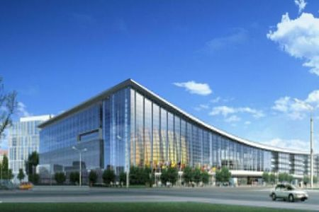 China Punya Convention Center Terbesar Se-Asia