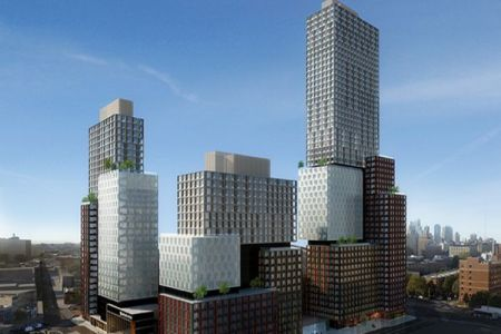 Pengembang China Bangun Apartemen 15 Tower di New York