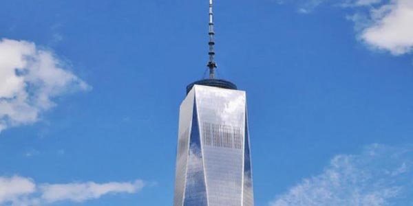 Sah, One World Trade Center Gedung Tertinggi di AS!