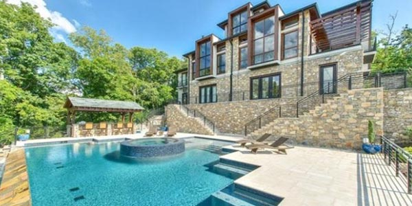Jared Followill Bassis Kings Of Leon Jual Rumah 3,5 Juta Dollar