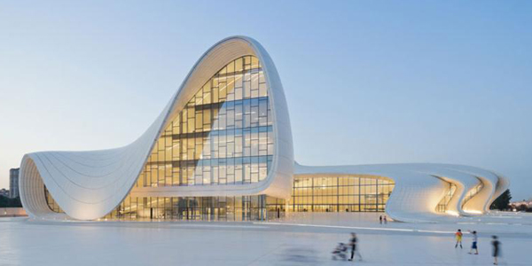 Zaha Hadid, Pemenang Design of The Year Award 2014