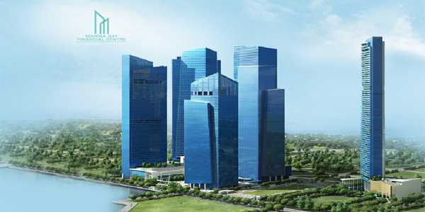 Kini Kantor LinkedIn di Marina Bay Financial Center