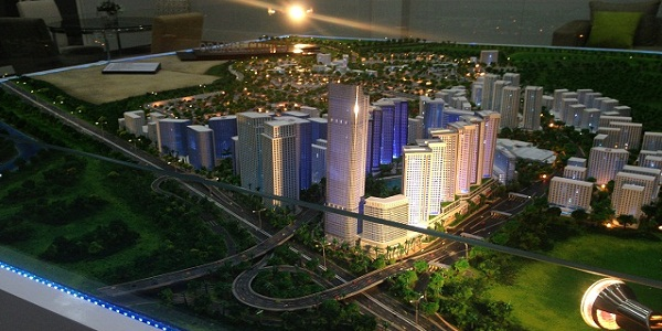 Orange County Business District, gebrakan dari LPCK