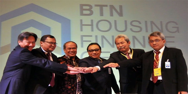 BTN Bentuk Housing Index dan Housing Finance Center Training