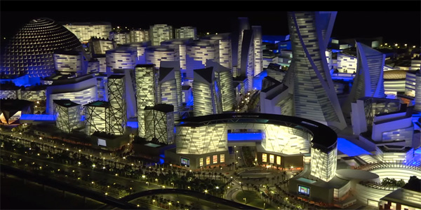 "Dubai Punya ""Mall Of The World"""